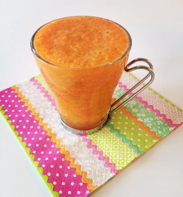 Mobiledző – Receptek – Alma-répa-narancs juice