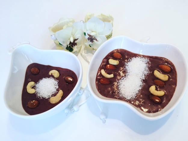 Mobiledző – Receptek – Csokis-mogyoróvajas smoothie