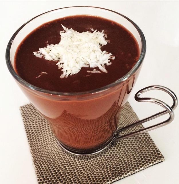 Mobiledző – Receptek – Csokis smoothie