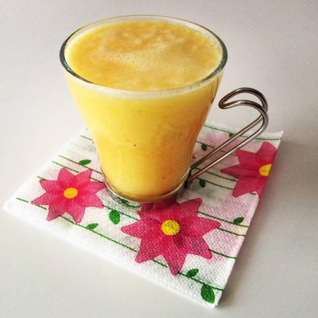 Mobiledző – Receptek – Zsírégető smoothie